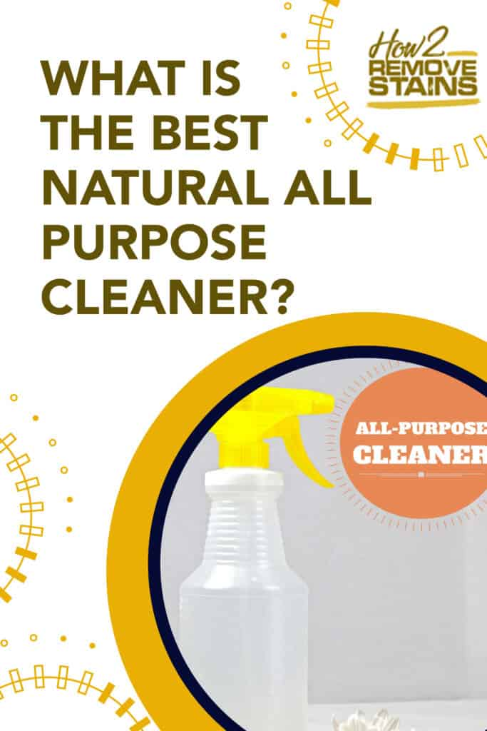 What is the best natural all purpose cleaner?